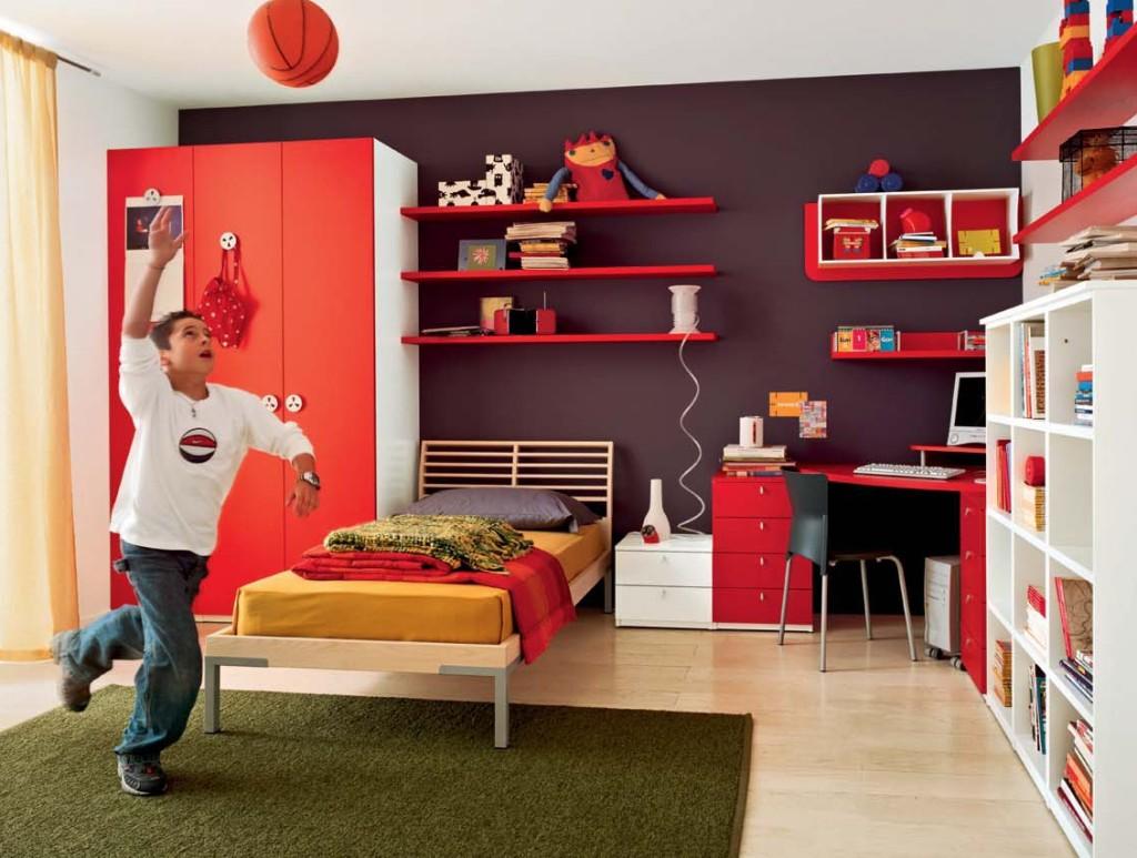 天才を育てる子供部屋